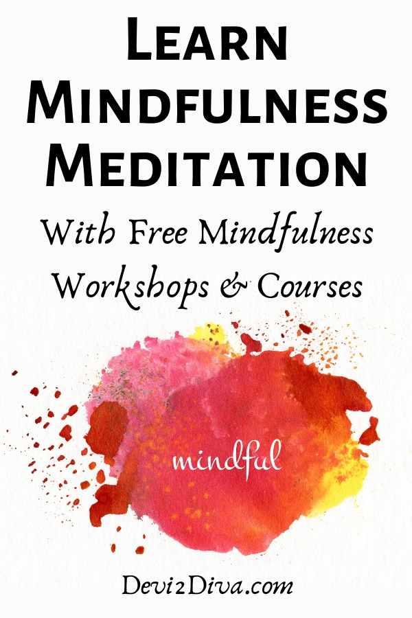 Mindfulness Meditation Activities
