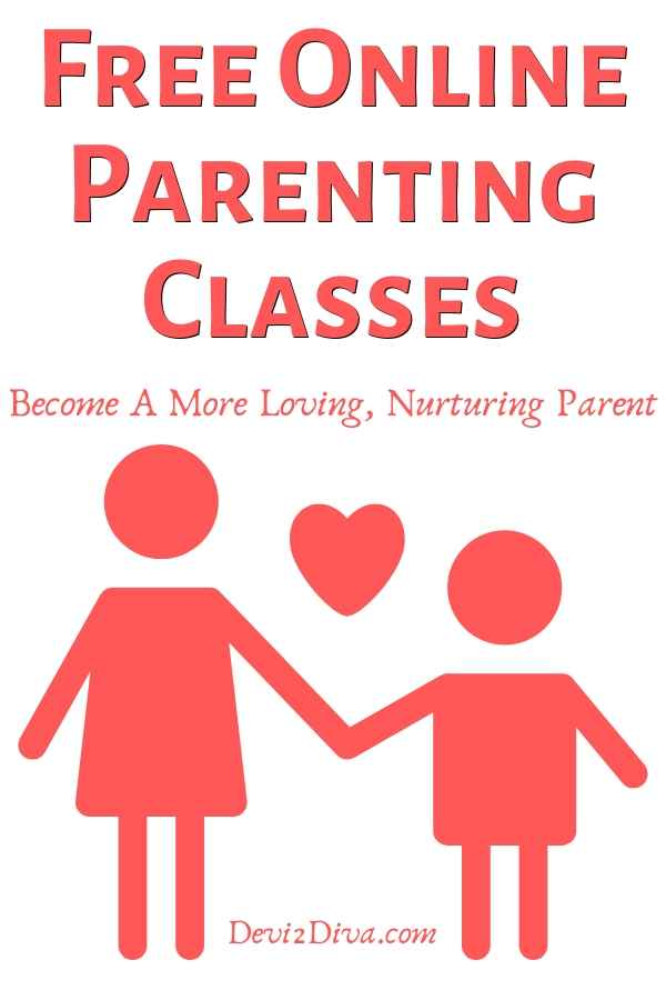 free online parenting classes