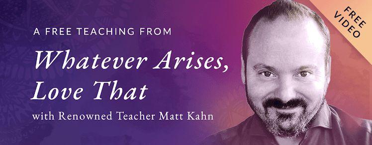 Matt Kahn